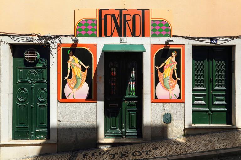 Foxtrot, Lisbon, Portugal.