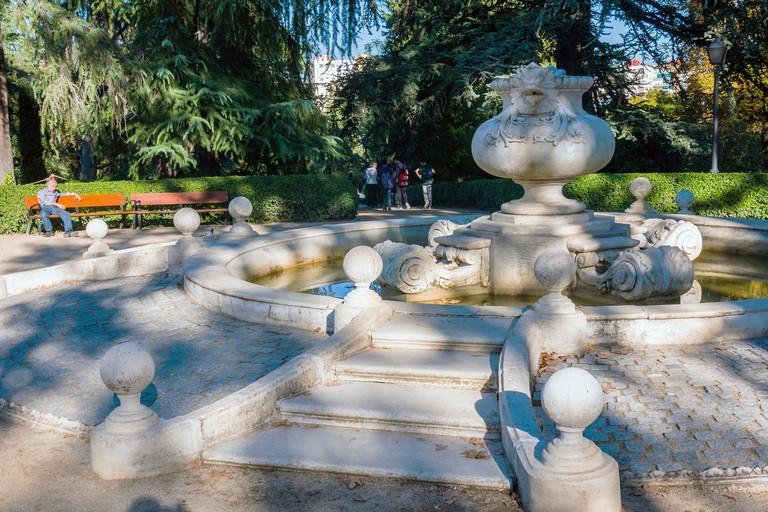 Quinta de la Fuente del Berro. Madrid. Espana