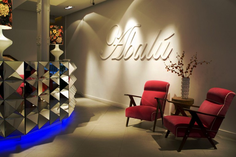 You'll find distinctive modern decor throughout Abalú Boutique and Design Hotel