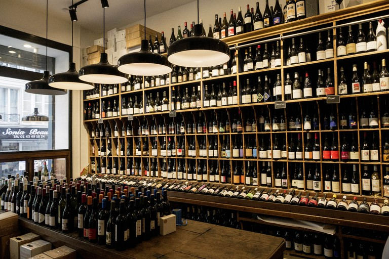 La Cave de Belleville was one of the first natural wine specialists in Paris