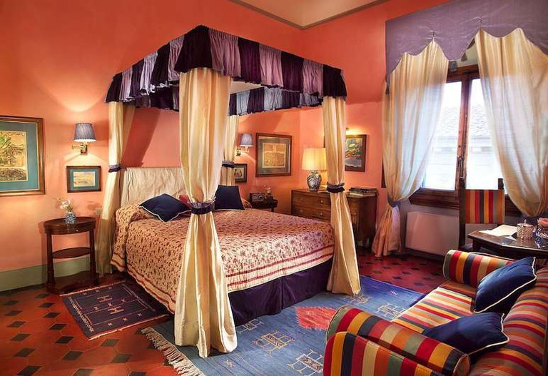Guest room at Antica Dimor Johlea