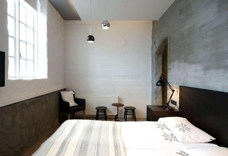 Design room at Fosshotel Raudara