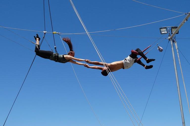 Las Vegas Trapeze School