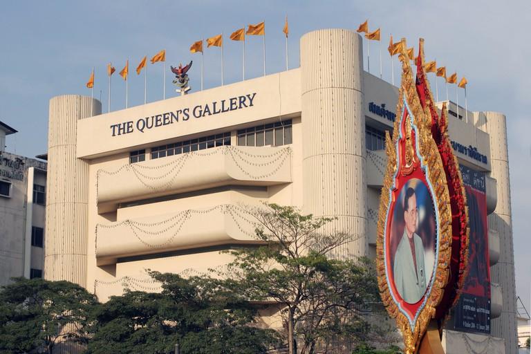 The Queens Gallery Bangkok Thailand