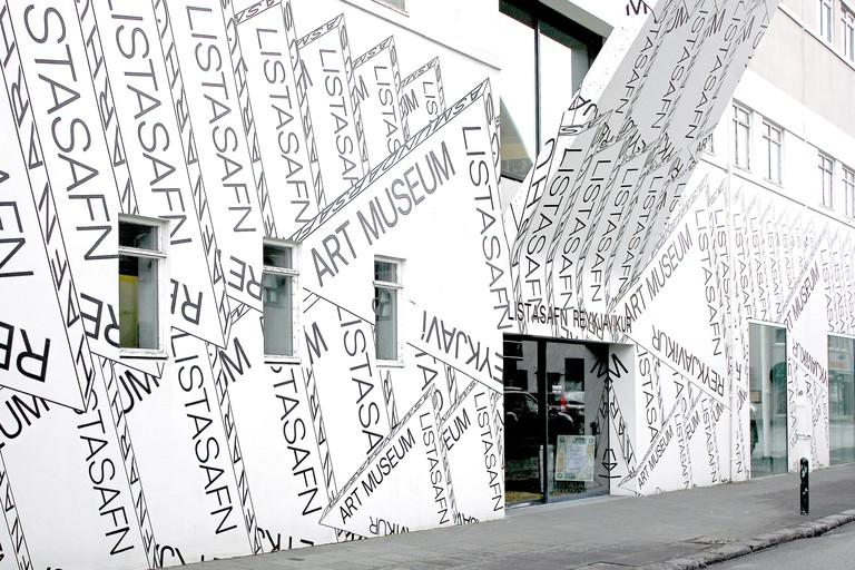 Kjarvalstaðir Art Museum exhibits work by renowned Icelandic artists