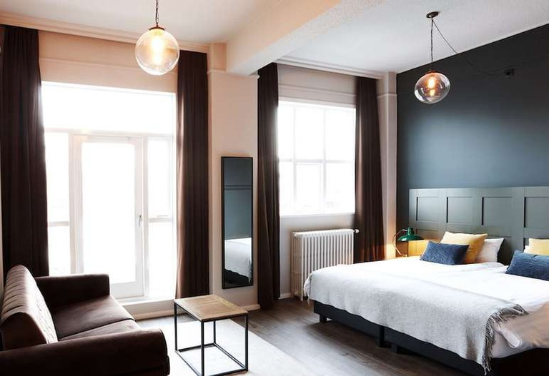 Deluxe room at Fosshotel Baron, Reykjavik