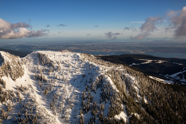 Cypress Mountain, Vancouver City.