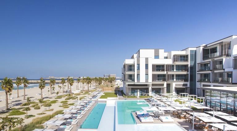 Nikki Beach Resort & Spa Dubai 2017