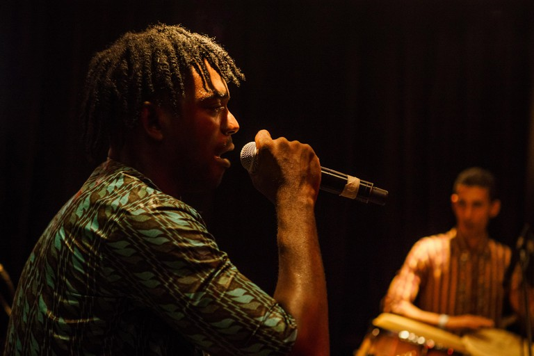 Listen and dance to R&B, soul, afro-beat and jazz at Marula Café