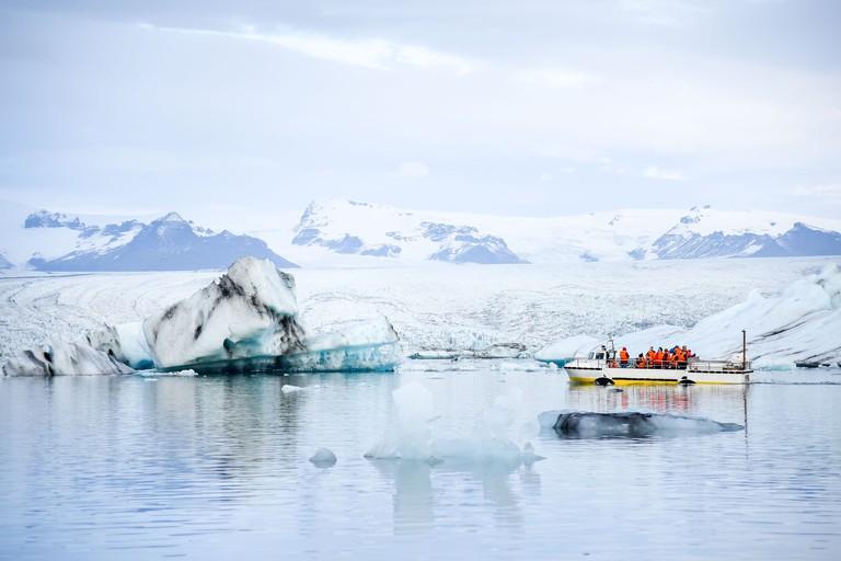 Jökulsárlón Glacier Lagoon Full-Day Tour