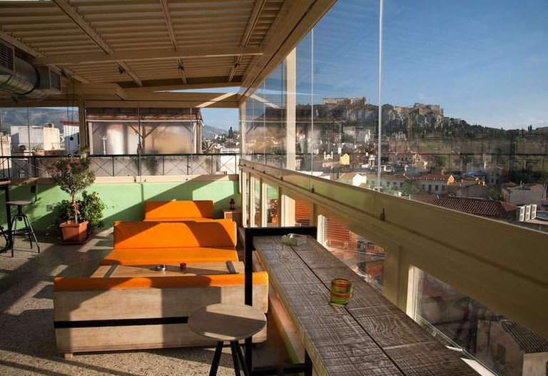 Patio at AthenStyle