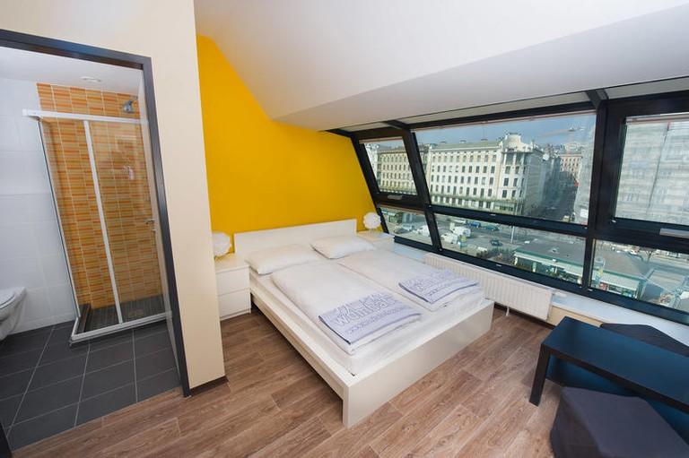 Double room at Wombats City Hostel – Naschmarkt