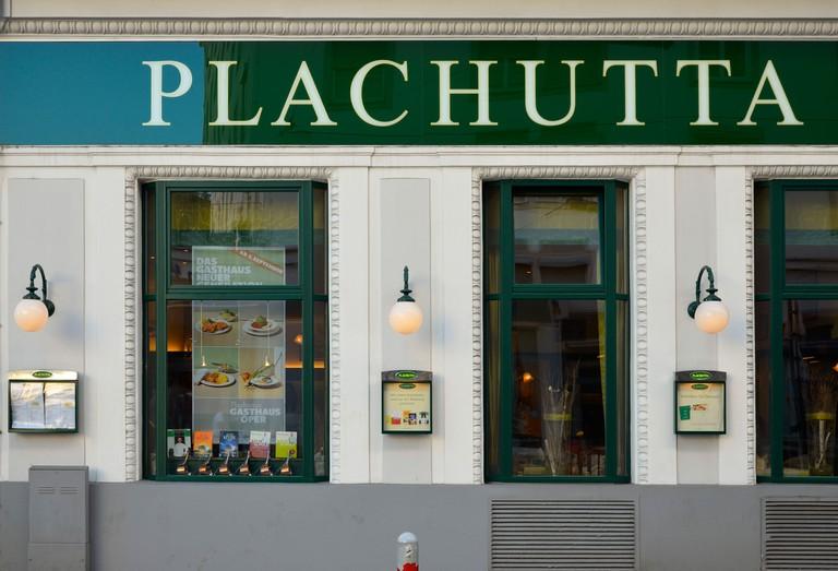 The world famous Plachutta restaurant, Vienna, Austria.