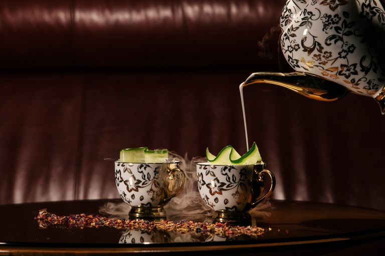 D-bar's G and Tea is especially good