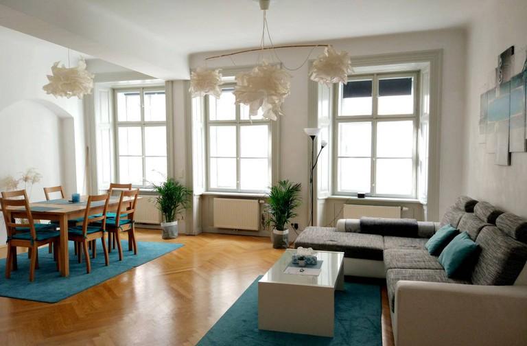 Vintage Viennese apartment