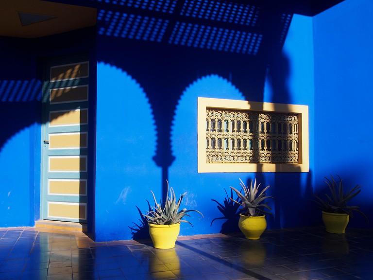 Berber museum, Jardins Majorelle, Marrakech, Morocco