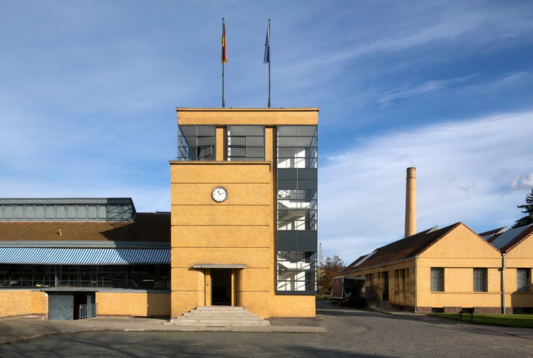 The Fagus Factory was designed by Walter Gropius, who went on to found the Bauhaus