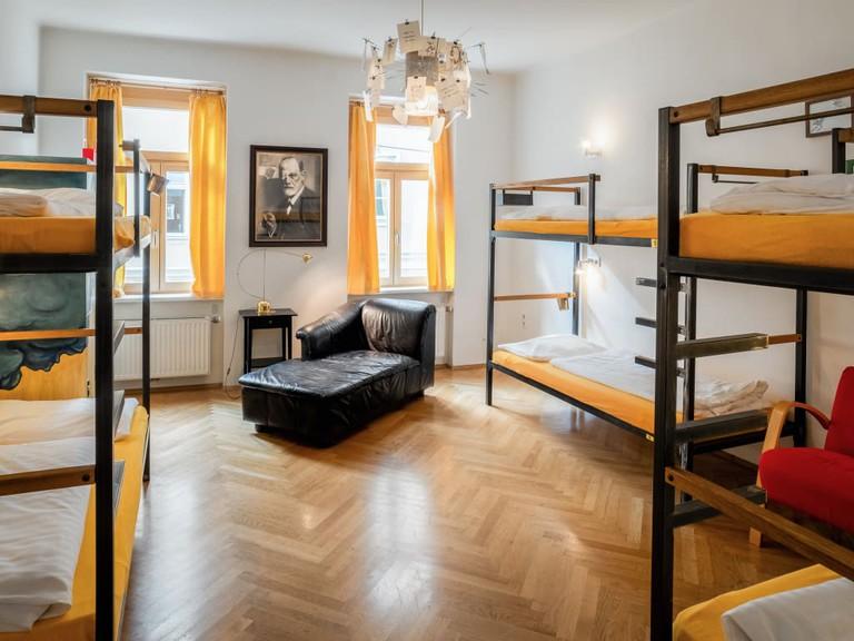 Dorm at Hostel Ruthensteiner
