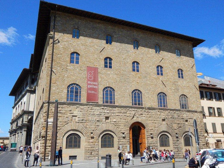 The Galileo Museum in Florence