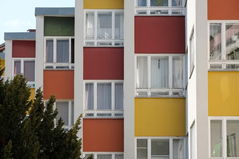 The Siemensstadt housing estate in Berlin was recognised by UNESCO in 2008