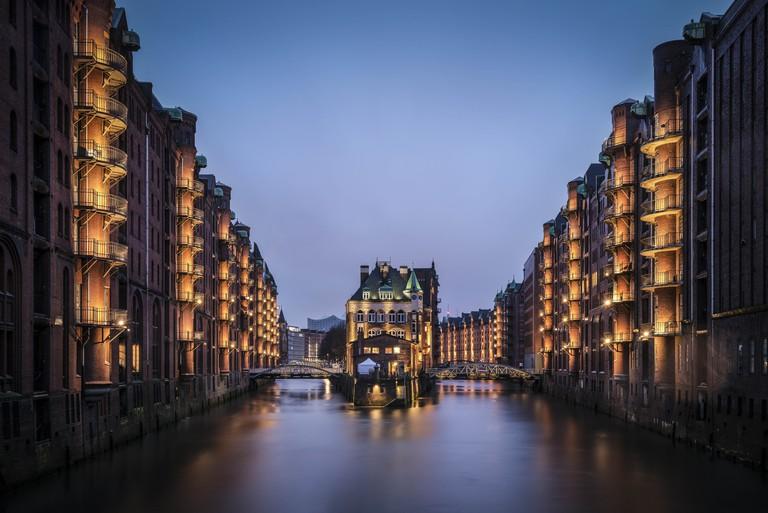 UNESCO World Heritage Speicherstadt Hamburg