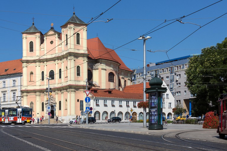 Bratislava boasts craft-beer bars, an attractive old town and historic palaces