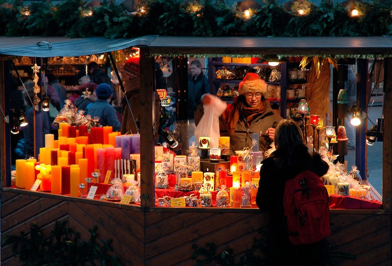 Those interested in a more traditional Christmas market experience should head to Stuttgart