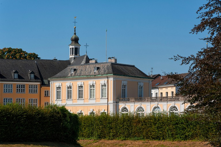 Augustusburg Castle is a shining example of Rococo architecture in Germany