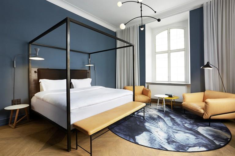 Nobis Hotel Room Copenhagen