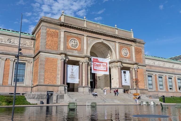 Statens Museum for Kunst (National Gallery of Denmark) Copenhagen, Denmark