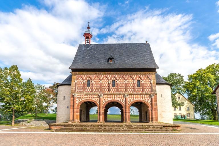 Lorsch Abbey was designated a UNESCO World Heritage Site in 1991