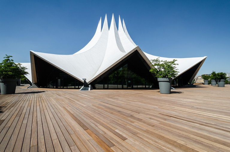 Tempodrom concert hall