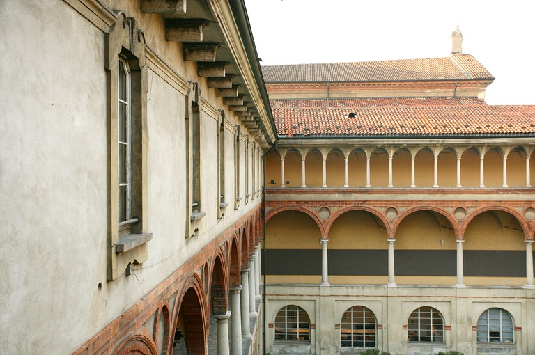 The National Science and Technology Museum Leonardo da Vinci is situated close to where the artist used to live