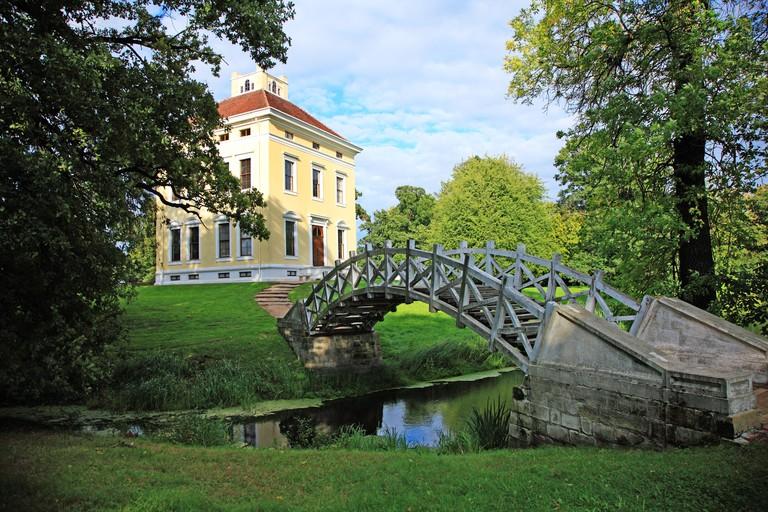 Garden Kingdom of Dessau-Worlitz, UNESCO World Heritage.