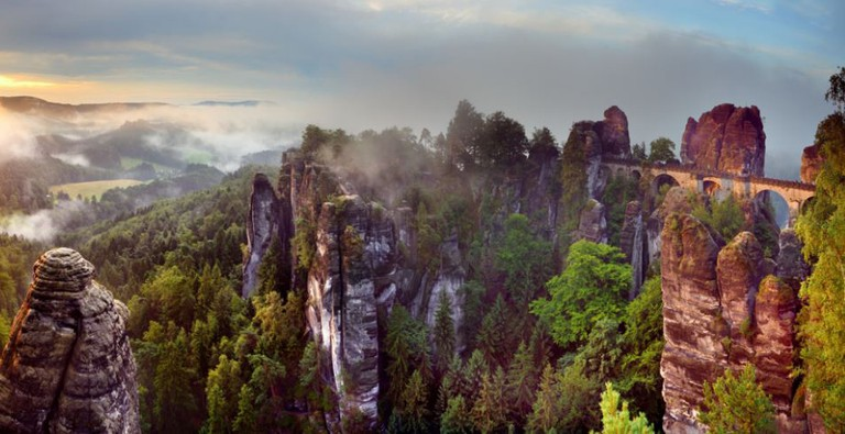 The Erzgebirge/Krušnohoří Mining Region is considered a centre of mining innovation