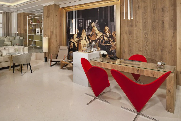 Hotel Gran Meliá Palacio Los Duques offers guests a taste of the aristocratic lifestyle