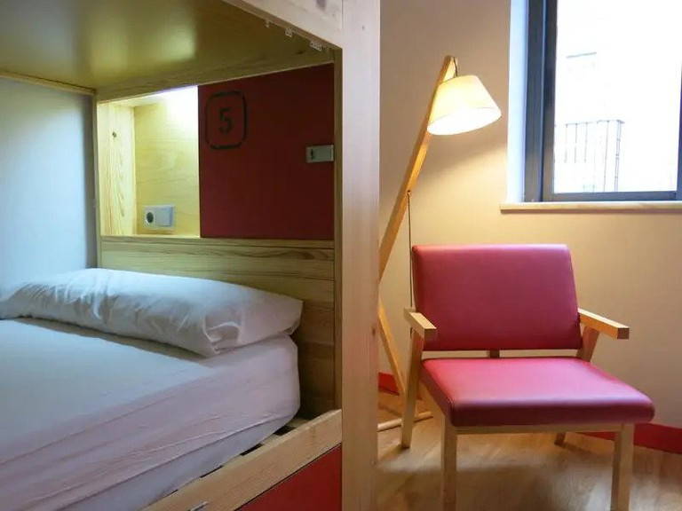 OK Hostel is perfect for those who want to meet other travellers