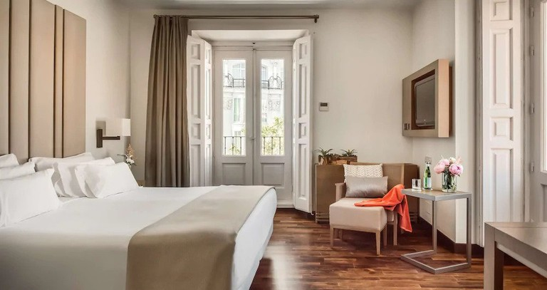 NH Collection Madrid Palacio de Tepa was once a 19th-century palace