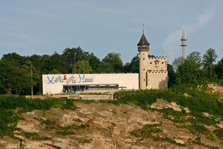 Museum of Modern Art, Salzburg Austria.