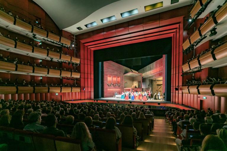 Greek National Opera Stavros Niarchos Hall