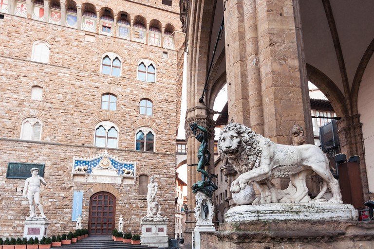 Learn about Florence's most notable nobles on a historical walking tour