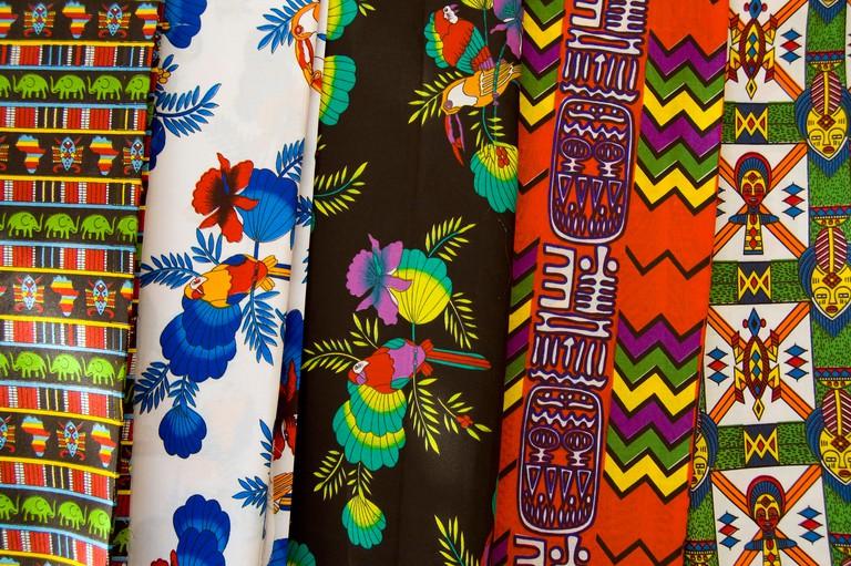 Printed fabric, Dakar