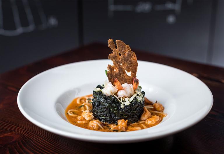 Impronta Café's chefs reimagine traditional Italian cuisine