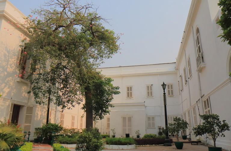 Gandhi Smriti museum in New Delhi