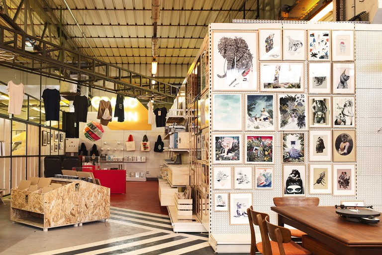 Objets Trouvés is based at community space Ground Control
