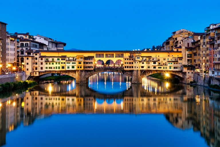 Tragic love stories and gruesome family feuds are a regular affair in Florence