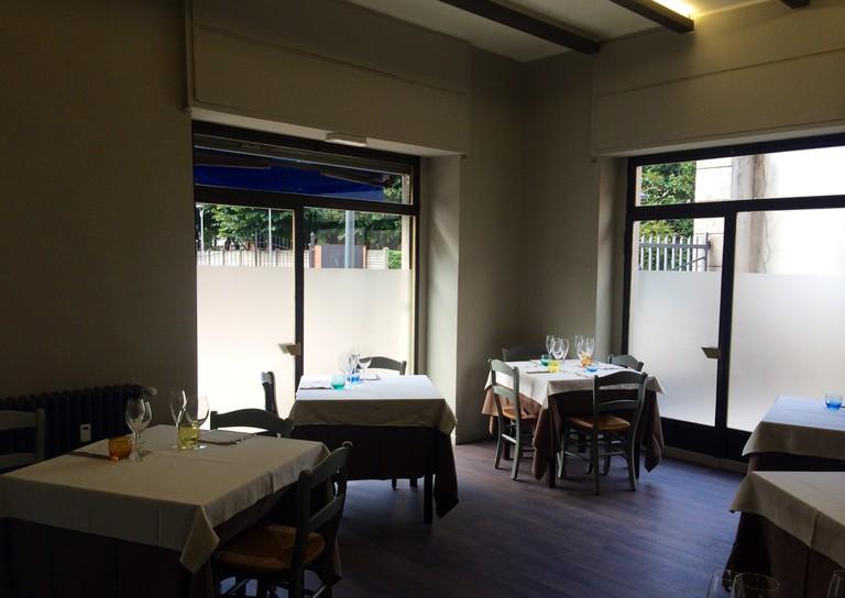 sala manna ristorante