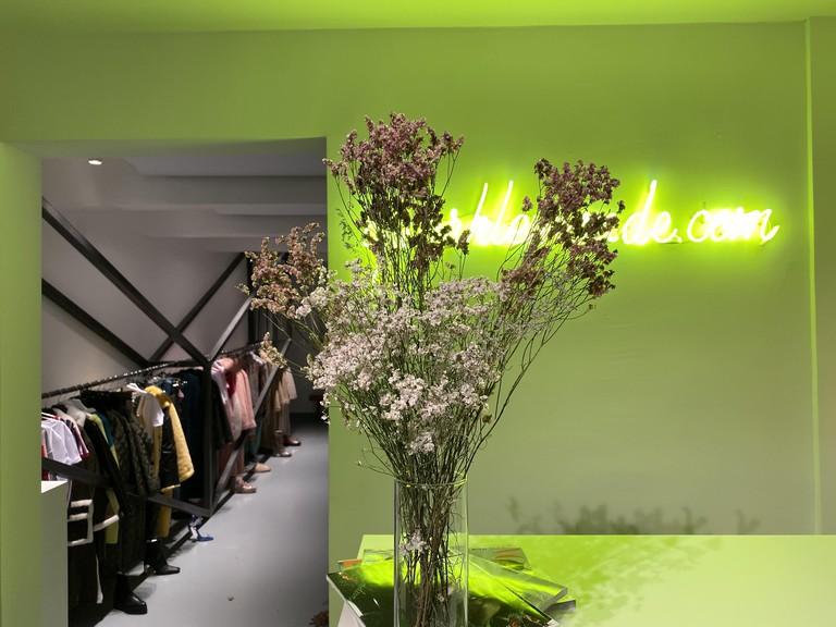 Spark Le Monde shop