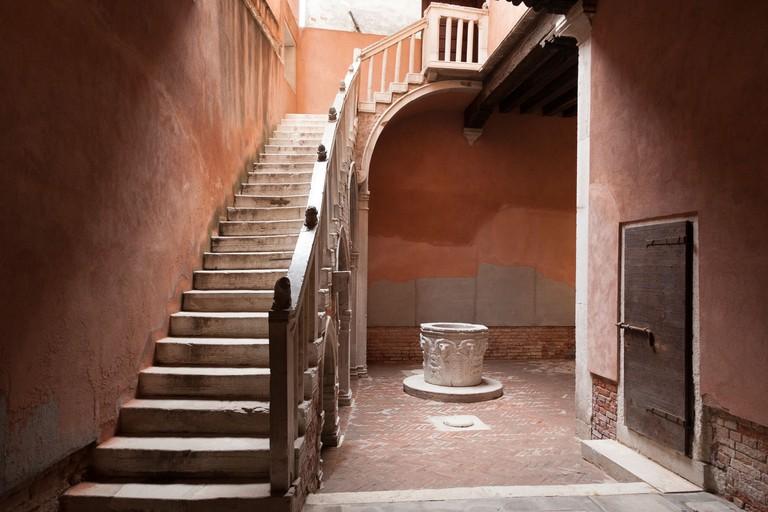 Casa di Carlo Goldoni, House and Museum, Venice, Italy