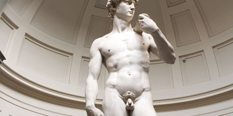 Marvel at what's possibly the most famous nude in history